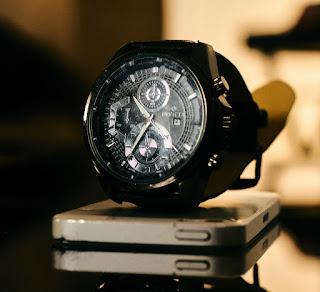 Wristwatch DP for Instagram App