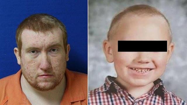 Мужчина Убил Пятилетнего Сына-аутиста, Спрятал Его Тело И Заявил О Пропаже
