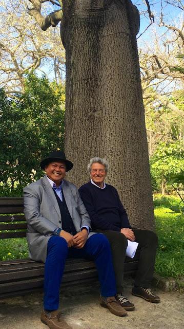 Francesco M.Raimondo and Dr Paolo Belloni.