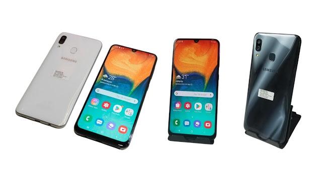 Harga dan spek Samsung A30