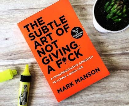 الفكرة العظمى من كتاب فن اللامبالاة