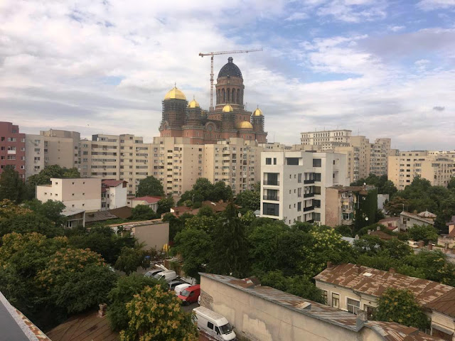bloc finalizat 2019 Marriott, bloc nou Catedrala Neamului