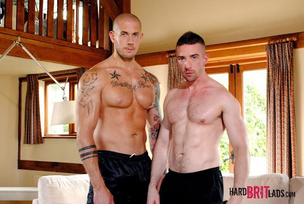 #HardBritLads - Harley Everett and Scott Hunter