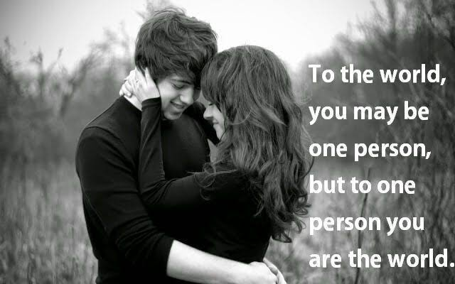 heart touching words about love