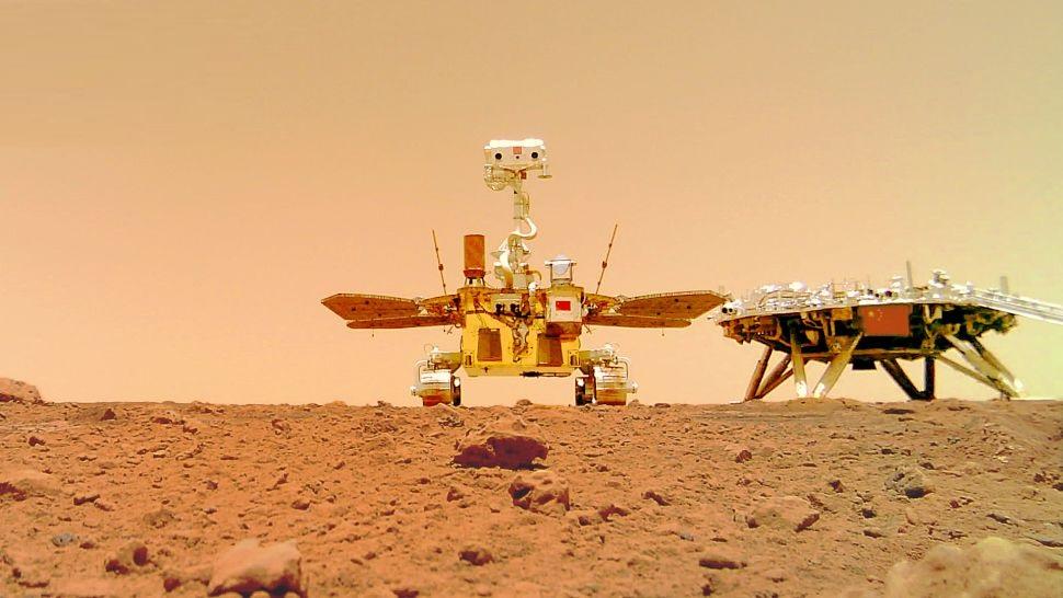 China Planning To Put Humans On Mars