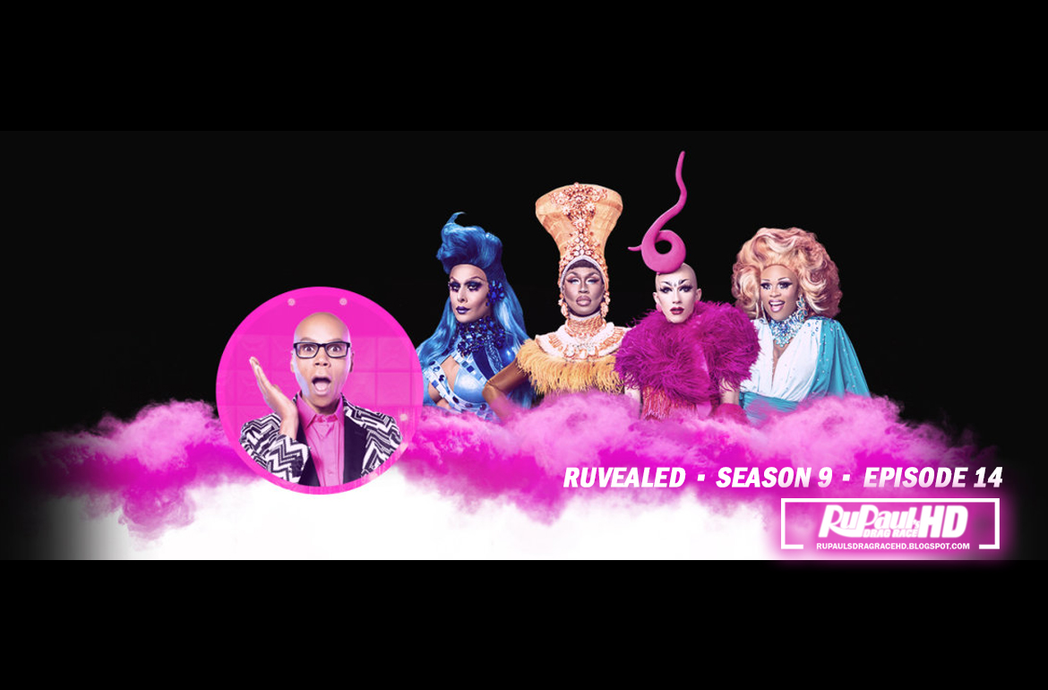 Watch Online, RuPaul's Drag Race RuVealed, Season 9, Episode 14, Grand Finale (HD 1080p, Download from Mega)