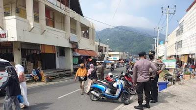 175 Orang Dijaring Satgas Covid-19  Padang Panjang