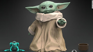 Baby Yoda toys, The Child Animatronic Edition, Star Wars Baby Yoda