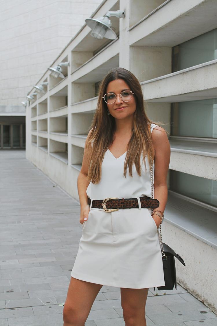 outfit oficina verano glassesshop moda