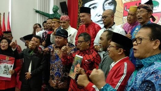 Sultan dan Raja se-Indonesia Deklarasi Dukung Jokowi-Ma'ruf