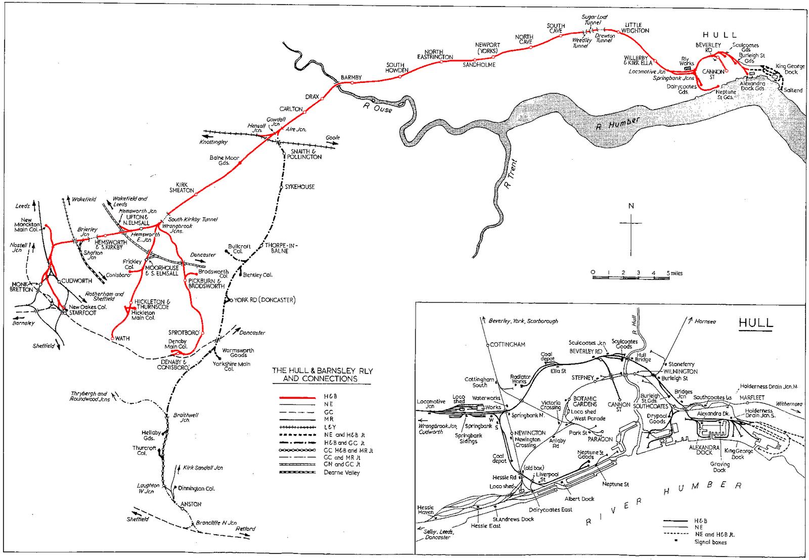 Shed Bash Uk Hull Springhead Hull Amp Barnsley Railway Part 1