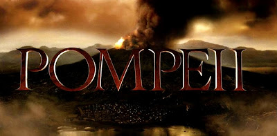 Pompeii - Paul WS Anderson Movie Artwork
