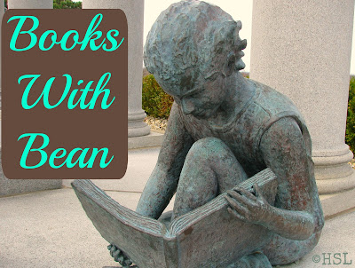 Books With Bean, Hardy Boys books, book reviews by teens