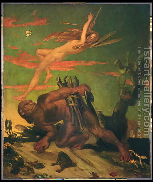ariel and caliban relationship to prospero