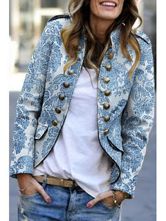 casual women jackets