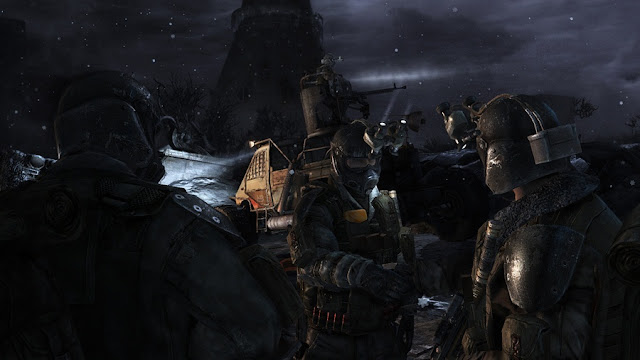 Metro 2033 Download Photo