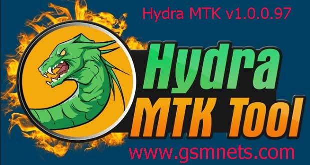 Hydra MTK v1.0.0.97 Latest Setup Download