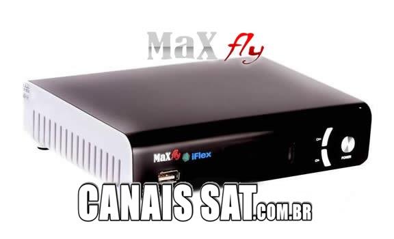Maxfly iFlex Nova Atualização V3.311 - 24/06/2020