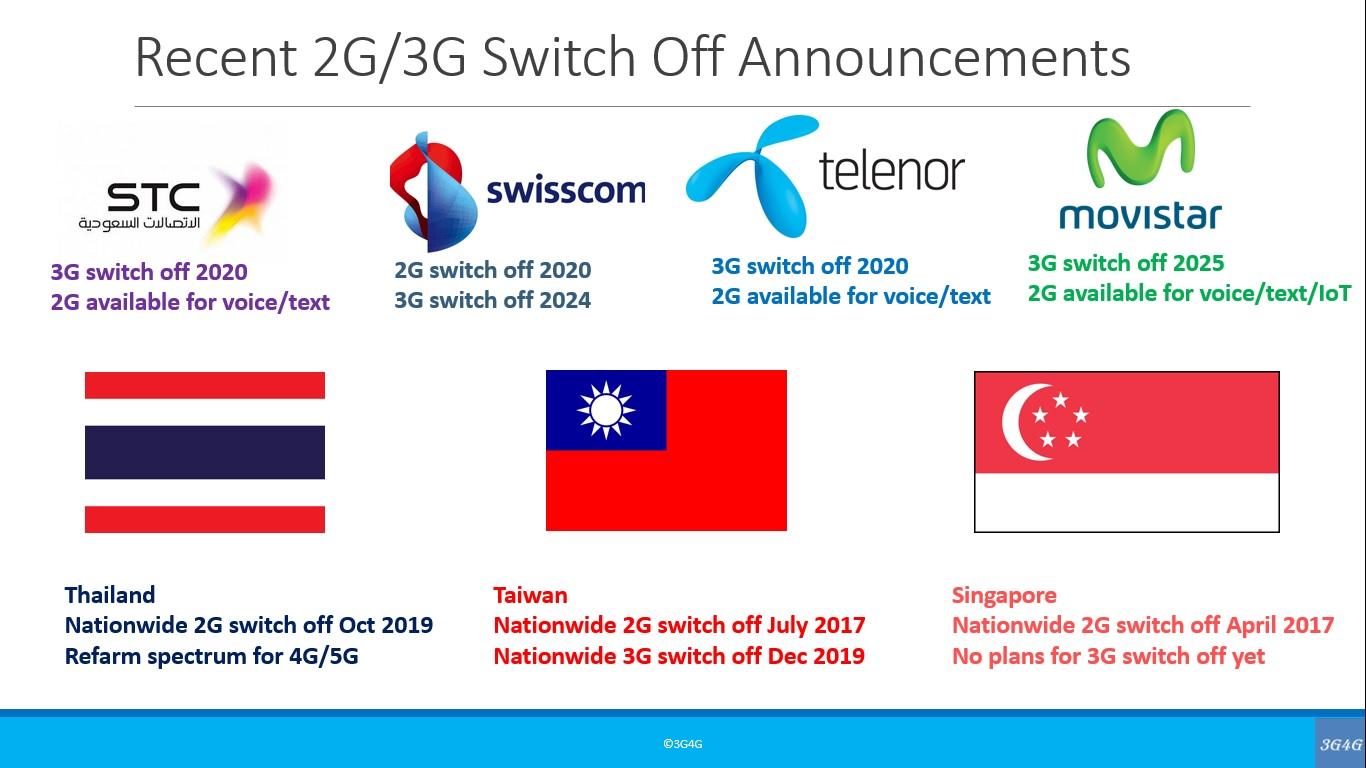 The 3G4G Blog: GSMA