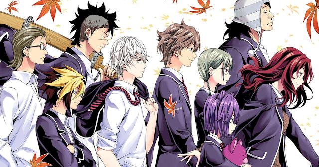 Download OST Opening Ending Anime Shokugeki no Souma: San no Sara Full Version
