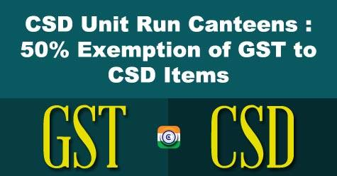 GST-CSD