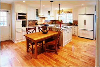 Design Kitchen and Dining In One Room