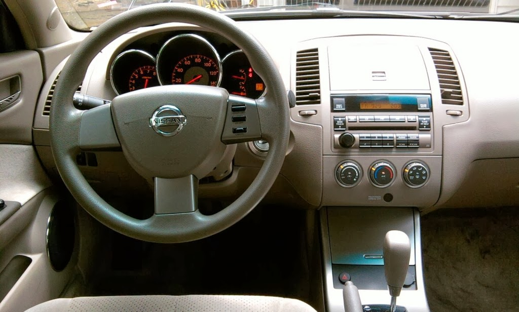 Decor Interiors Kenya Nissan Altima 2 5 Liter Car Picture