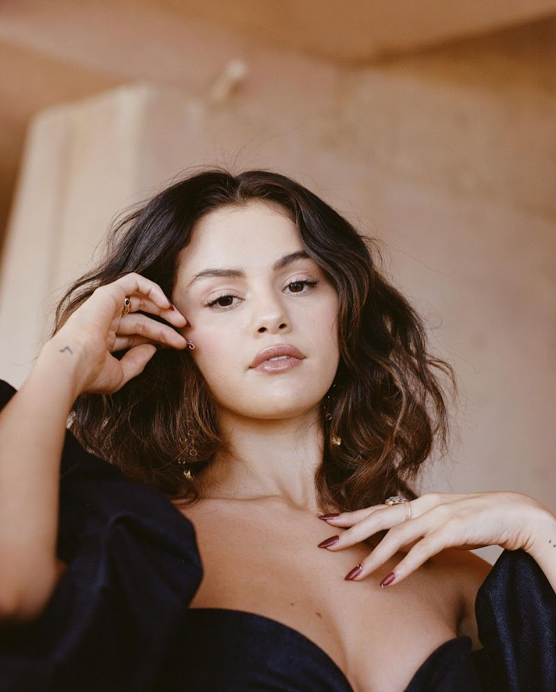 Selena Gomez Clicked For Allure Magazine - October 2020