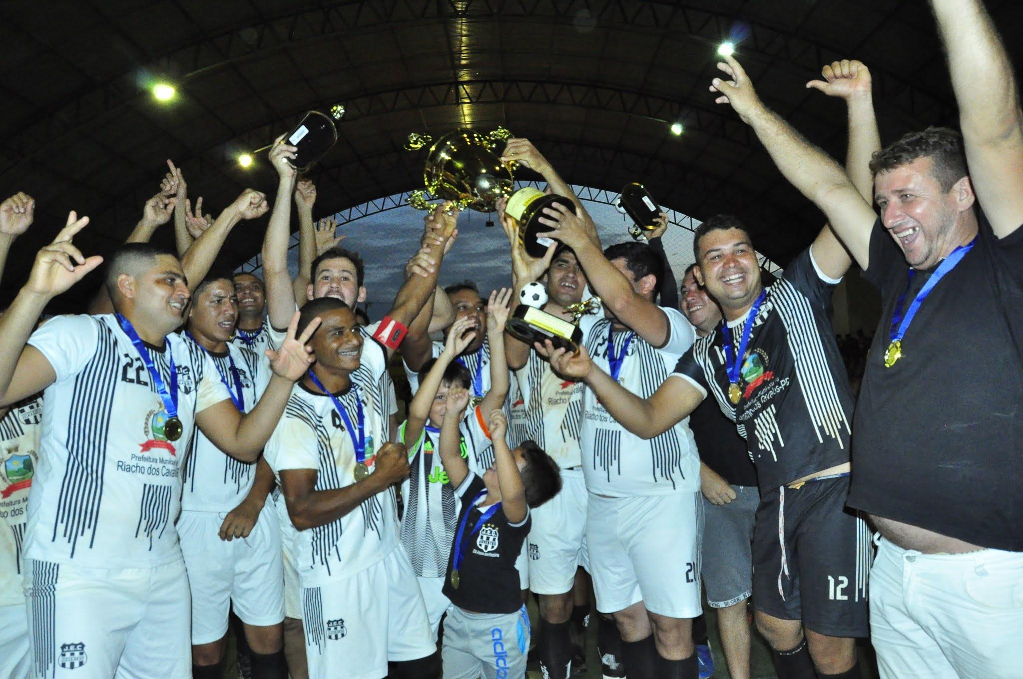 Juventus é Campeão da Copa VIII Toinho Araújo em Riacho dos Cavalos