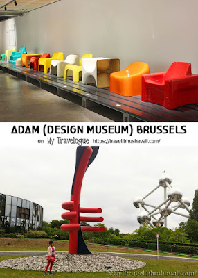 ADAM Design Museum Brussels Pinterest