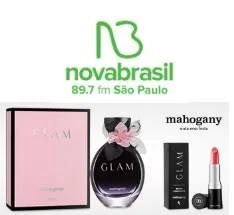 Inscrição Promoção Nova Brasil FM Kit Mahogany Cosméticos