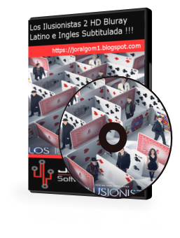 Los Ilusionistas 2 HD Bluray Nada es lo que parece Latino e Ingles Subtitulada !!!