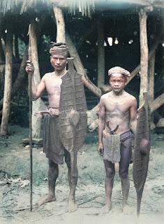 dua orang pria dari gunungsitoli nias