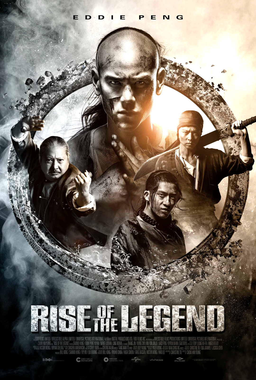 Baixar RiseOfTheLegend Poster 27x40 COF O Despertar da Lenda 720p Dual Audio Download