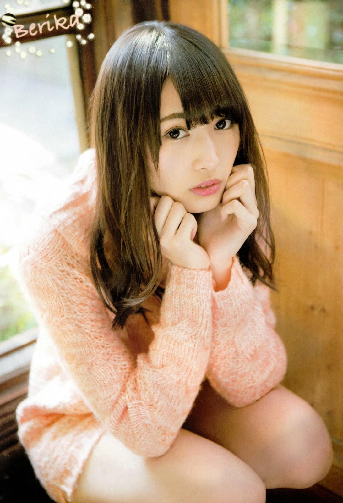 Watanabe Rika 渡辺梨加 Keyakizaka46, Shonen Champion 2017.01.12 No.05-06 (週刊少年チャンピオン 2017年05-06合併号)