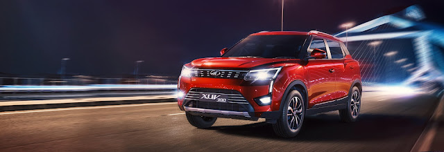 Best suv in India under 10 lakhs , mahindra xuv 300