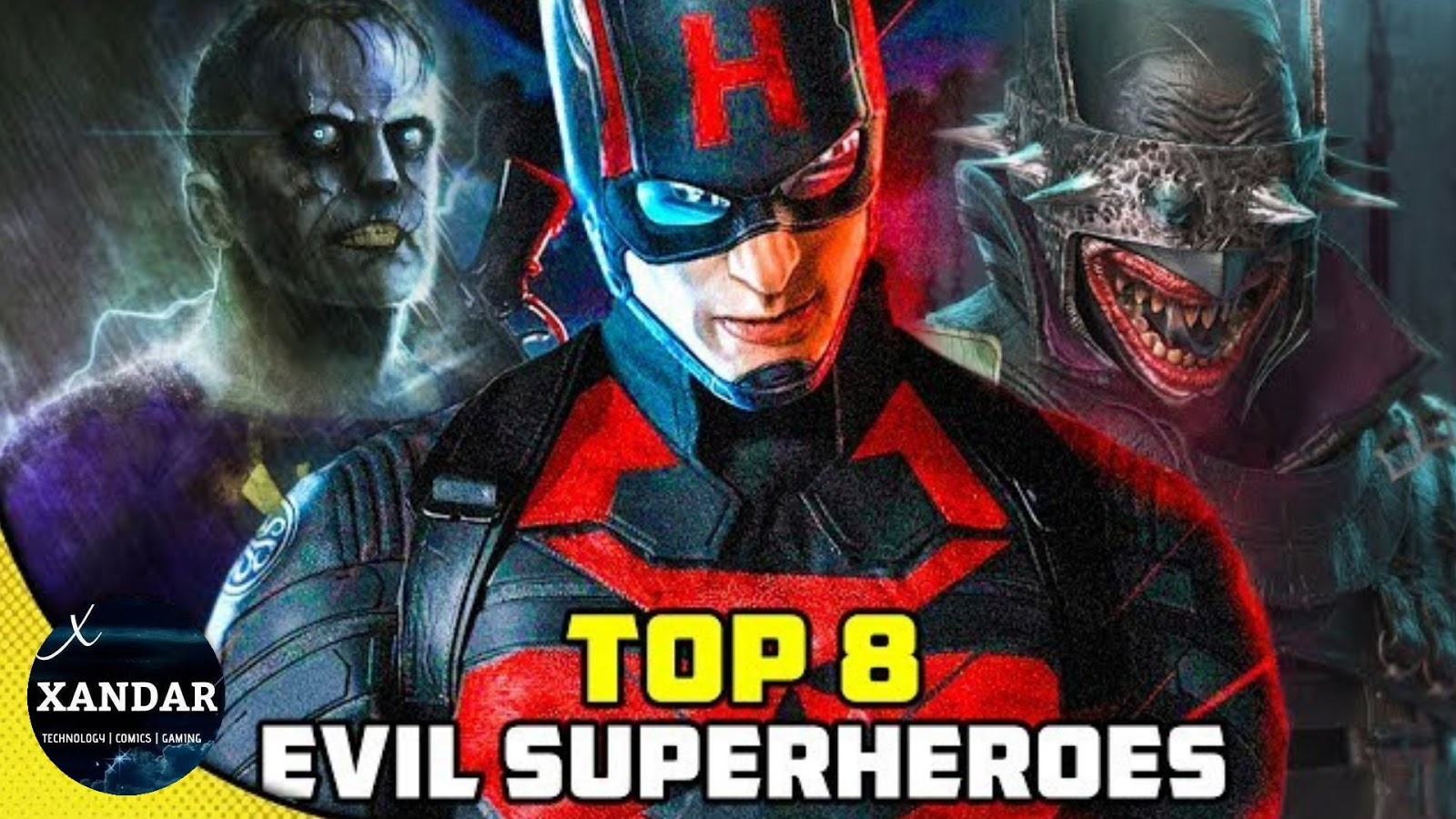 superheroes,evil version of superheroes,superhero,superheroes who turned evil,evil,evil version,dc superheroes,marvel & dc superheroes,funny superhero comics,dc superheroes 2018,evil vertion of superheroes,8 evil version of superheroes,superheroes evil,top 8 evil version of superheroes,batman evil,superhero comics,superman evil version,superheroes who became evil,10 marvel superheroes who turned evil