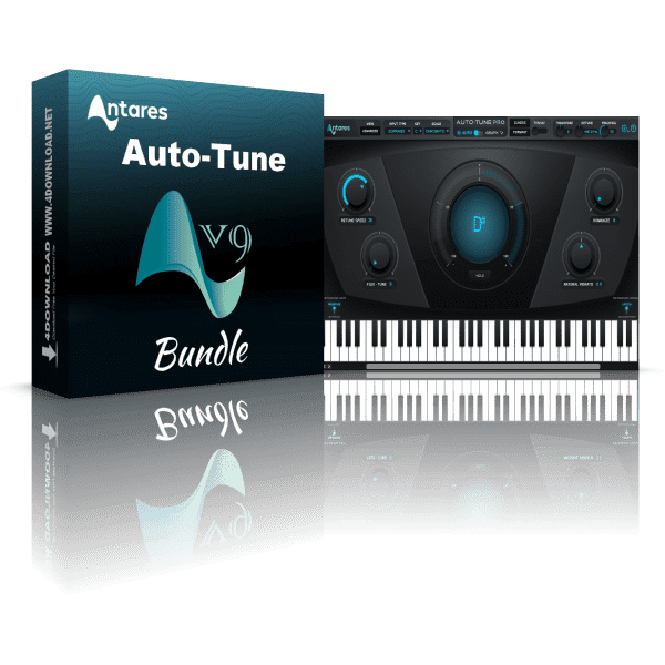 Antares Auto-Tune bundle v9 Full version