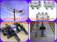 sintiawati antena tv lokal uhf