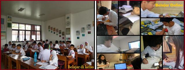 Blogberkarakter, Sekolah daring, Pandemi Covid19,