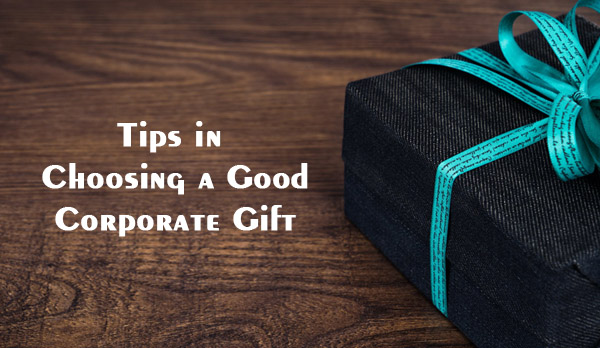 corporate gift - business