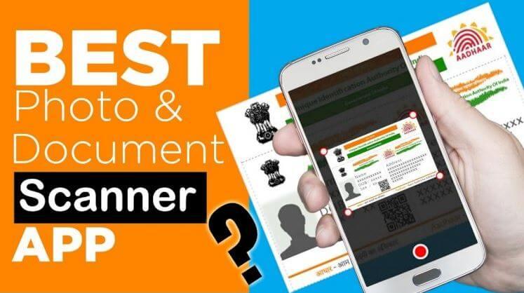 أفضل, تطبيقات, ماسح, ضوئي, سكانر, للوثائق, لأجهزة, اندرويد, وآيفون