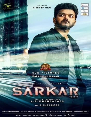 Sarkar (2018) Hindi Dubbed Movie Download