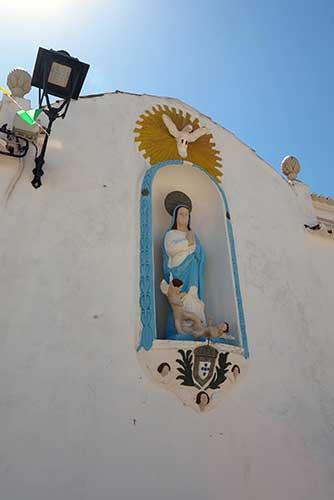 Igreja da Nossa Senhora Ferragudo.
