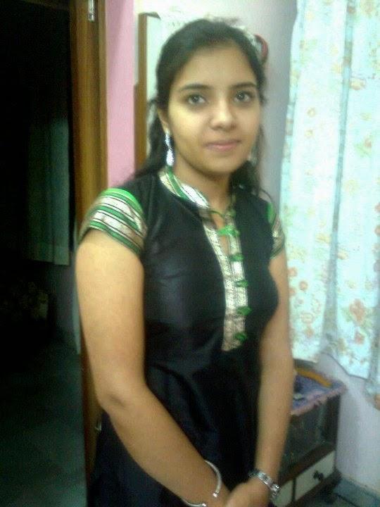Pakistani Desi Girls In Black Dress Photos - Beautiful -6669