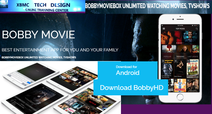 Download BobbyHD Movie StreamZ (Pro) IPTV Apk For Android Streaming Movie on Android      Quick BobbyHD Movie StreamZ (Pro)IPTV Android Apk Watch Free Premium Cable Movies on Android