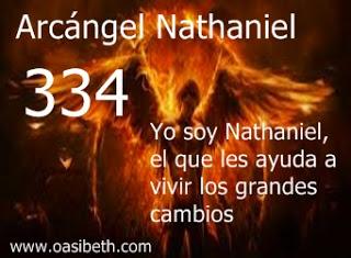 PIDE AL ARCÁNGEL NATHANIEL