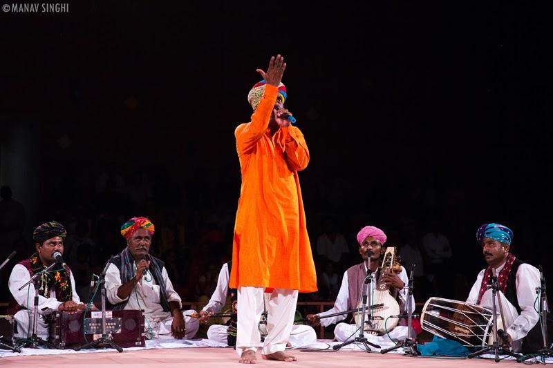 Langa Manganiyar by Ghazi Khan from Rajasthan