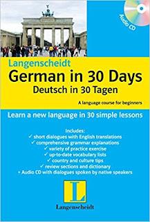كتاب تعلم اللغة الألمانية