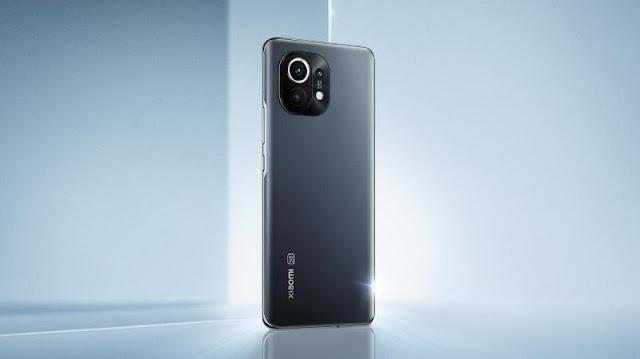 Xiaomi Mi 12 Designs : Snapdragon 898